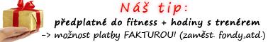 předplatné do fitness